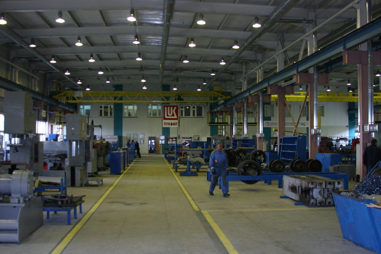 Завод резинотехнических изделий в самаре